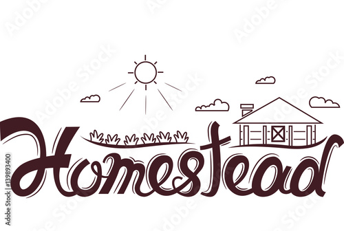 Vectors Adobe Lettering Stock At Homestead Design Vector And Buy Logo - Similar This Explore