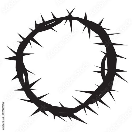 Billede på lærred Crown of Thorns