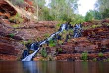 Karijini Waterfall Australiaoutback