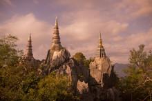 THAILAND LAMPANG WAT PRAJOMKLAO RACHANUSORN