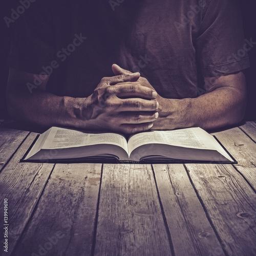 Fotografia  Bible Study