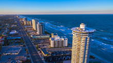 Daytona Beach Aerial Photograph
