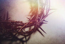 Jesus Christ Crown Of Thorns