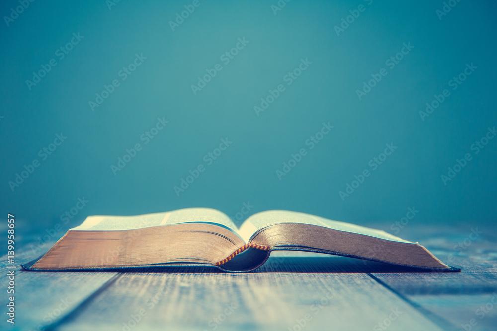 Fototapety, obrazy: The Holy Bible