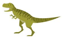 Hungry Tyrannosaurus Rex