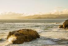 Pacific Ocean Sutro Baths