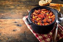 Chili Con Carne Stew