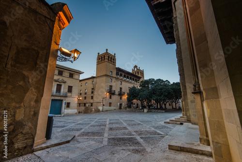 Monastery de San Pedro el Viejo in Huesca,Spain