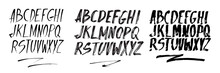 Graphic Font For Your Design. ...