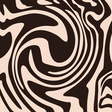 Absstract Zebra Pattern Vector...