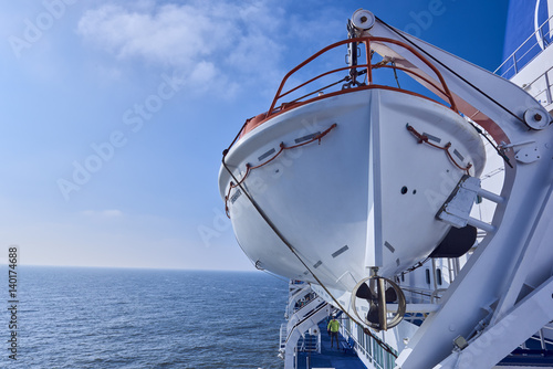 Fotografie, Obraz  Lifeboat