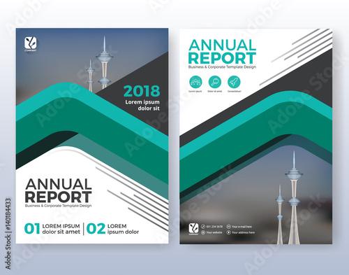 Fotografia, Obraz  Multipurpose corporate business flyer layout design