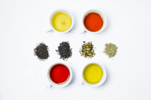 Collection Of Different Teas I...
