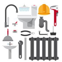 Set Plumbing Items