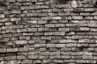 grunge dark dirty brick texture background