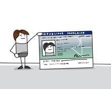 Carte D'identité Française Et Contrôle De Police