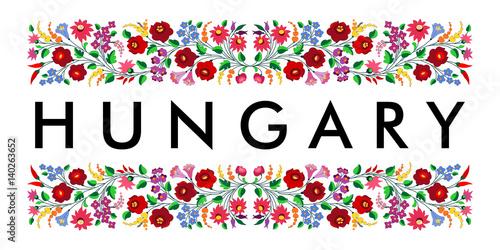 Fotografia  hungary country symbol name