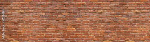 panorama-mur-z-cegly-szerokie-pasmo-powierzchni-muru