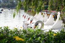 Burnham Park, Baguio City, Phi...