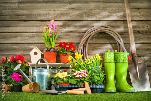 Cadres-photo bureau Jardin Gardening