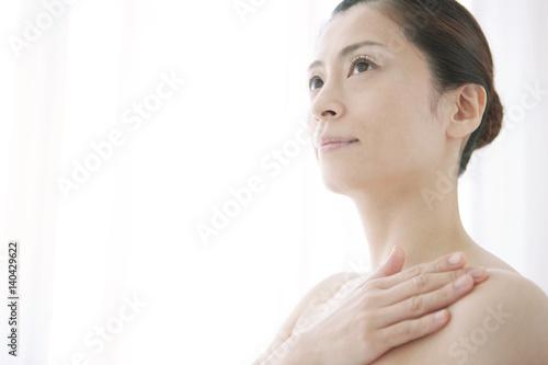 Beauty Image of Mature Woman