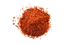 Pile Of Aleppo Flakes Red Pepper