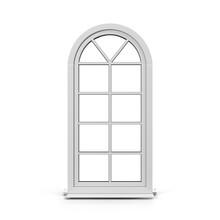 One Door Plastic Arched Window...
