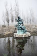 The Tara Face Statue In Bronze