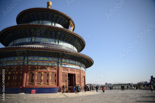Poster Pekin Temple of Heaven