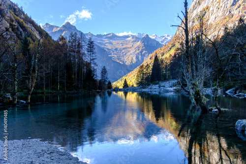 Photo  Panorama in Val di Mello