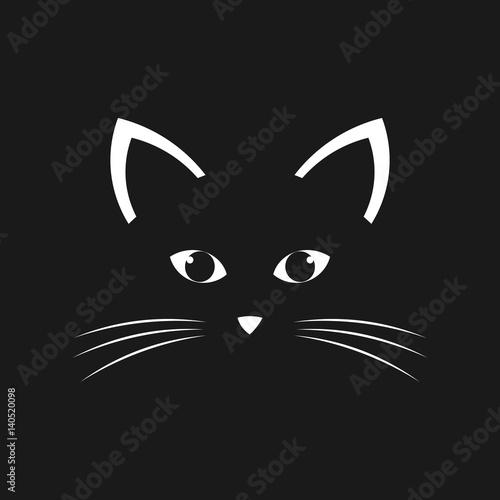 cat-face-vector