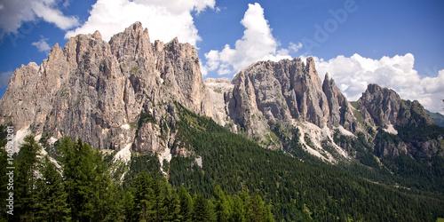 Fotografie, Tablou  Dolomites in northern Italy