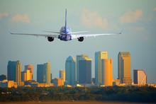 Passenger Jet Airliner Plane A...