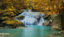 Landscape Photo, Waterfall In ...
