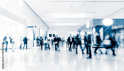 Fotografía  Kongress Messe Convention Trade Fair Stock Photo