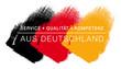 Leinwandbild Motiv deutsche Qualität