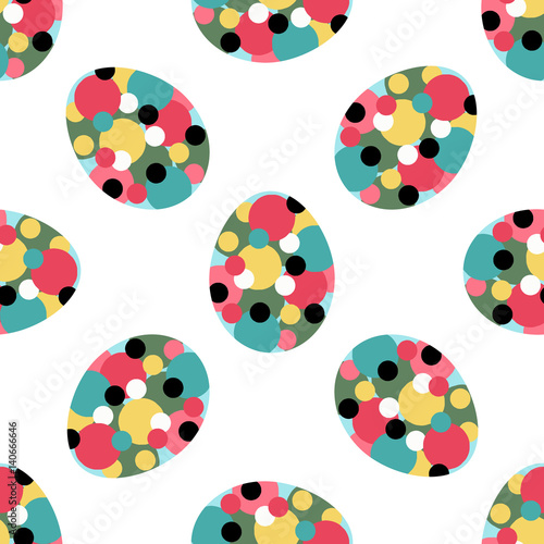 easter-eggs-seamless-pattern