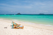Tropical beach at Phi Phi Islands in Thailand