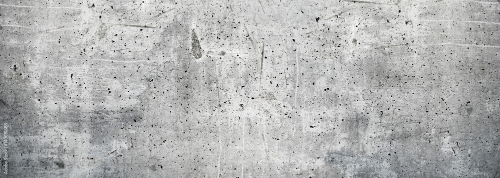 Fototapeta Alte graue Wand aus Beton als Hintergrund
