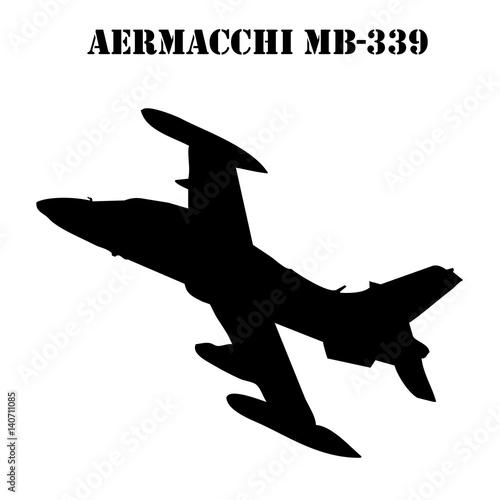 Fotografía  Aermacchi MB-339