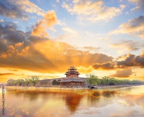 Foto op Plexiglas Japan majestic Great Wall of China