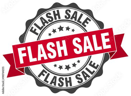 Obraz flash sale stamp. sign. seal - fototapety do salonu