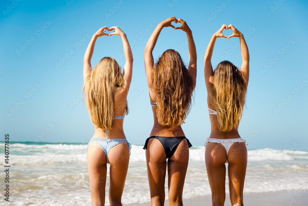 Fototapeta In love with Summer - obraz na płótnie