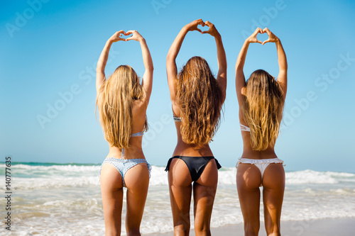 Obraz In love with Summer - fototapety do salonu