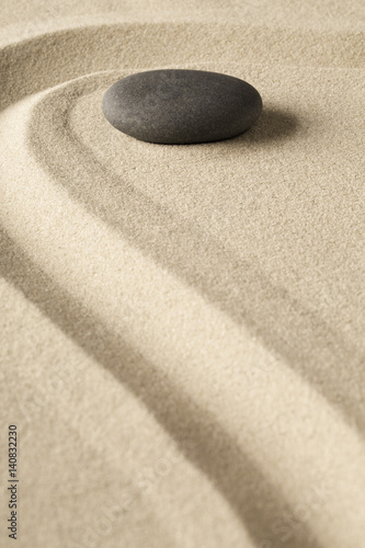 zen meditation japanese st Canvas Print