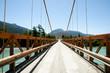 Exequiel Gonzales Bridge - Carretera Austral - Chile