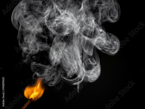 Abstraction White Smoke Fire Black Background Buy This Stock Photo And Explore Similar Images At Adobe Stock Adobe Stock