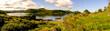 Schottisches Seepanorama bei Oban