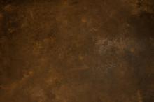 Texture Of A Orange Brown Conc...