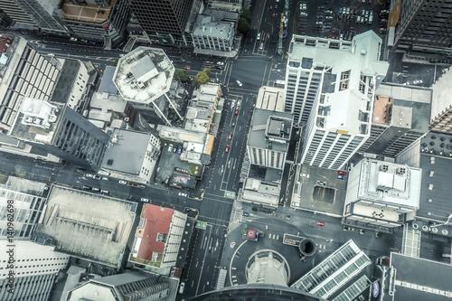 Ausblick vom Sky Tower in Auckland / Neuseeland